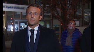 🔴 Professeur décapité: «Notre compatriote a été la victime d'un attentat terroriste» affirme Macron