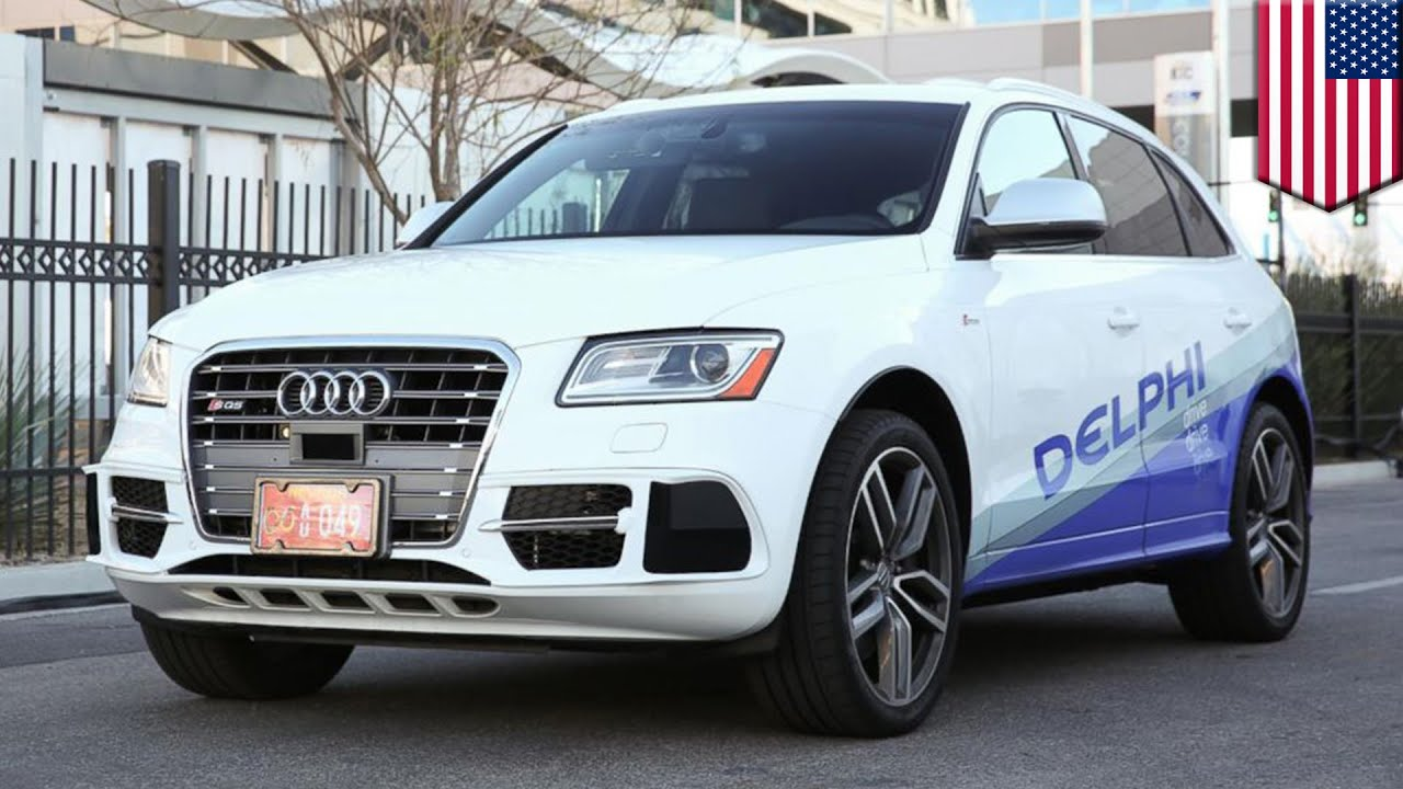 Audi Car Will Drive Itself From California To New York In - Audi car that drives itself