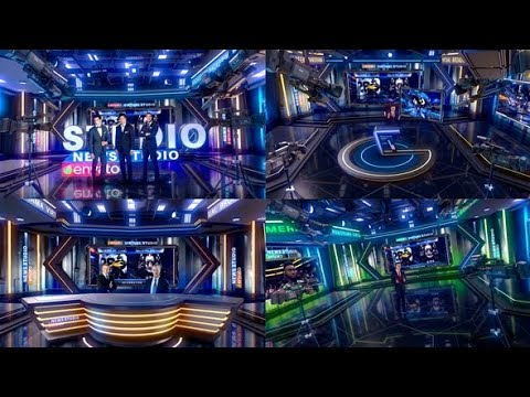 Ultimate Virtual Studio ( After Effects Template ) ★ AE Templates