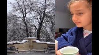 Зимние красоты Замка А. Пугачевой.  Клава Земцова и Лимонный сок.Первый вальс Лизы