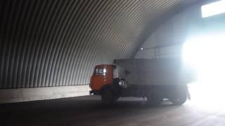 видео Ангары для зерна