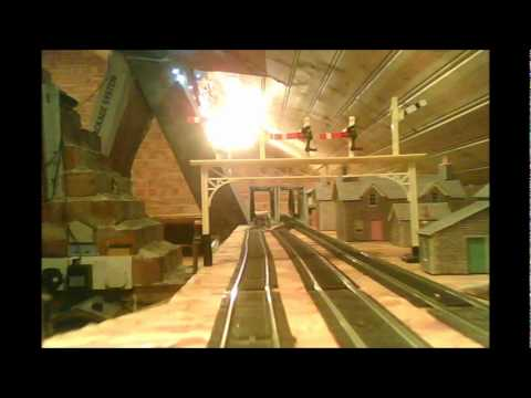 Complete tour of my 00 gauge model railway layout