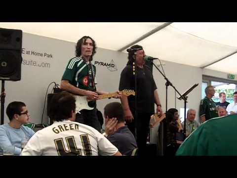 Dave Banana and Rick O'Shay The Janner Song
