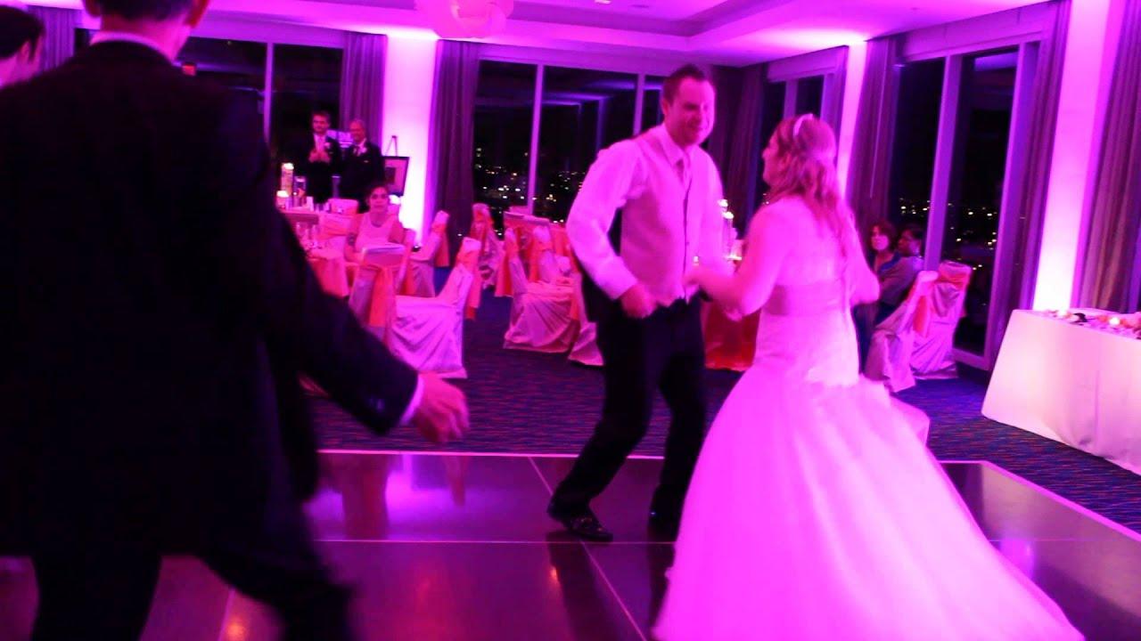 Chicken Dance At Sara Christophers Wedding Ft Lauderdale Fl