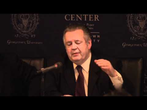 Richard Land on the Role of Faith in the  Immigration