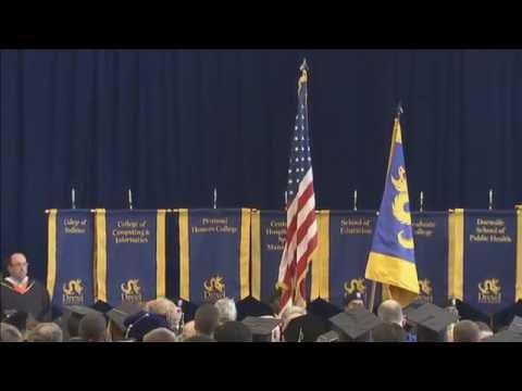 Drexel University 2016 Convocation Ceremony