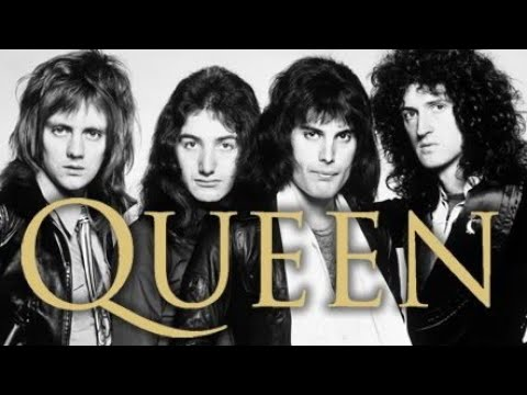 QUEEN 名曲8選! 【select the QUEEN band's music 】