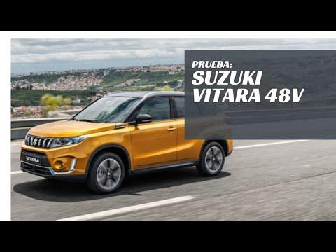 UN RETO: Híbrido y SUV, prueba del Suzuki Vitara 48v