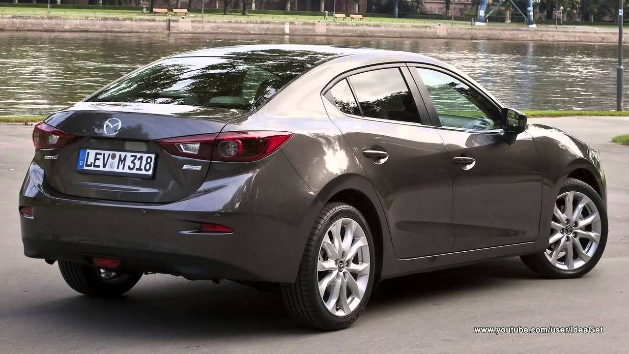 new 2014 mazda 3 sedan interiors and exteriors details. Black Bedroom Furniture Sets. Home Design Ideas
