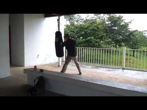 Panama Punching Bag