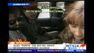 """Conozca el perfil de """"Popeye"""", el jefe de sicarios de Pablo Escobar que será liberado"""