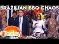 Karl has fun with Brazilian cooking | TODAY Show Australia