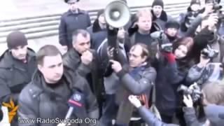 Митинг в Крыму Новое правительство Референдум Симферополь Севастополь Украина(, 2014-04-07T08:40:32.000Z)