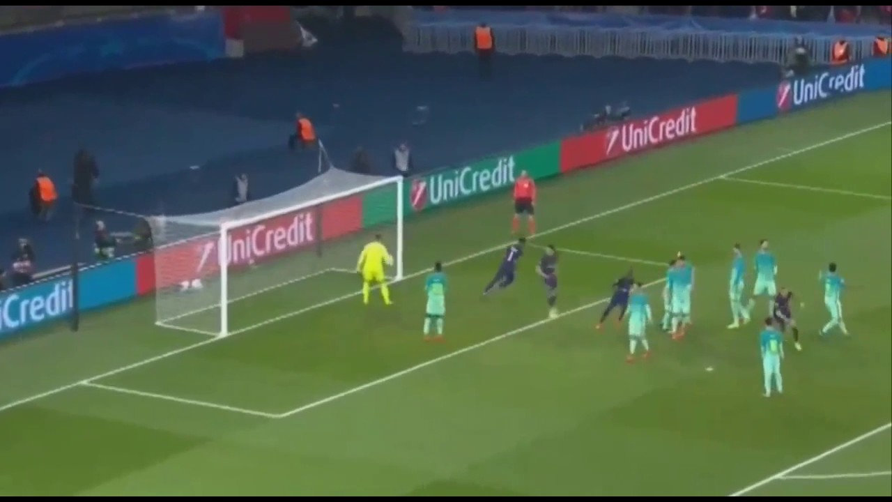 Download Paris SG vs Barcelona (4-0) - champions league 16/17 All Goals Highlight