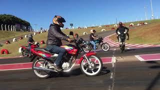 RACE PARCK MARINGA FALCON TWISTER CG ML MOTORZAO CB 300 RD