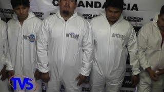 TVS Noticias.- Detienen peligrosa banda de secuestradores que operaba en Coatzacoalcos, Ver.