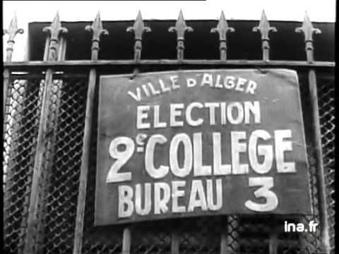 Elections à l'Assemblée algérienne de 4 avril 1948 ,إنتخابات المجلس الجزائري 4 افريل 1948