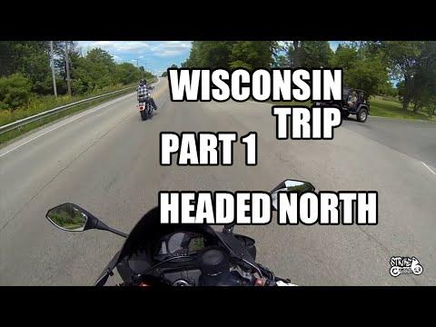 Wisconsin Trip: Headed North | Part 1