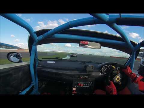 BRSCC Mazda MX5 Supercup Silverstone 2016 Race 1