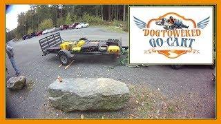 Dog Cart | FurWheeling Roaring Creek Tract | Husky Dog