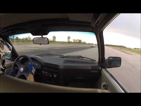 Lapping Day - Grand Bend Raceway Aug 1, 2013 - '87 325is