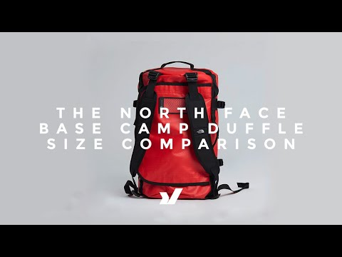 bc45fcc69 The North Face Base Camp Duffle Range - YouTube