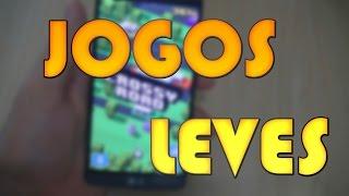 Melhores Jogos Leves para Android (Leves e Viciantes)