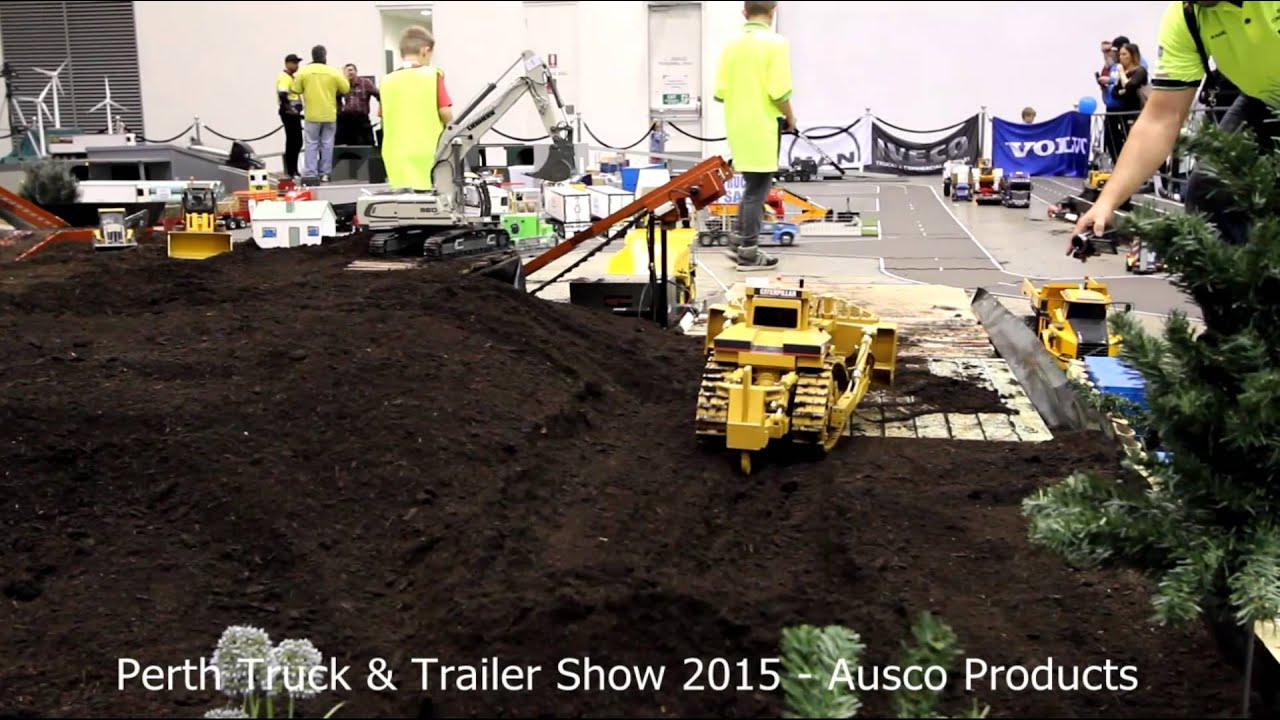 2015 perth truck and trailer show youtube for Pool show 2015 perth