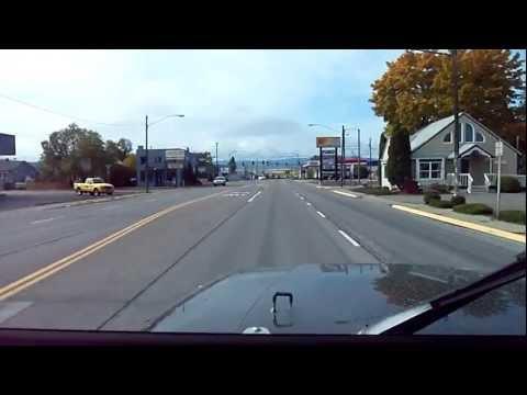 Downtown Kalispell Montana