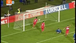 Türkei-Bosnien 2-1 WM Qualifikation 2010/ turkey bosnia qualification 2010