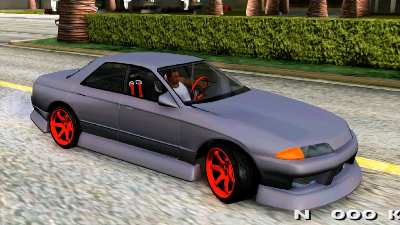 Nissan Skyline Door Drift Gta Mod Youtube