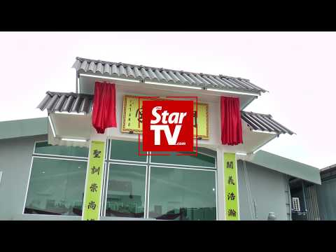 New cultural centre for Kun Seng Keng Lion and Dragon Dance association