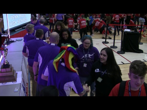 2019 Pennsylvania Odyssey of the Mind State Finals Awards Ceremony