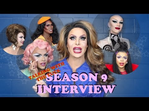 INTERVIEW WITH SEASON 9 QUEENS - TALKING WITH THE TUCK