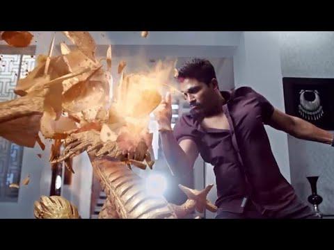 Allu arjun attitude dialogue action status | Dangerous status | Hollywood status 2019