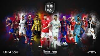 UEFA's 2016 TOTY: Winners & Losers #19