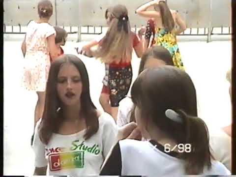 Реальная дискотека 90-х. Самара. Мехзавод. 1998 год. Уже история!