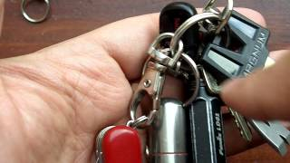 Keychain Flash Drive: 5 Must haves for your Data backup