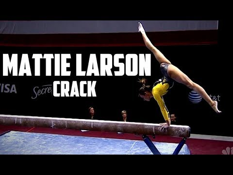 Former US champion Mattie Lars mattie larson
