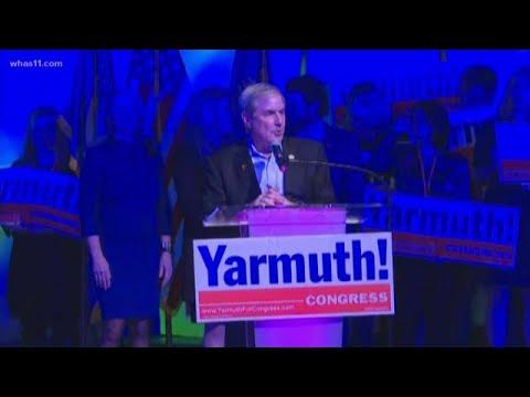 John Yarmuth wins 7th congressional term