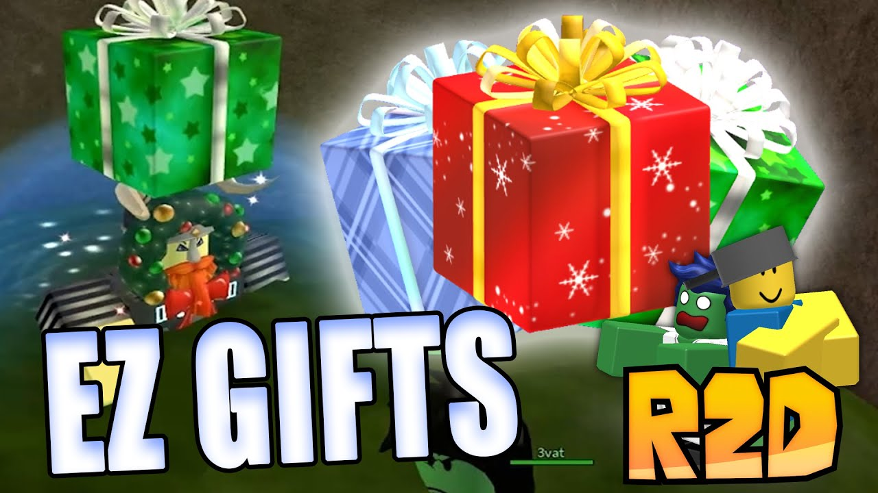 Christmas Present Locations R2da 2021 How To Get All Gifts Green Gift Acquired R2da 82 Youtube