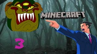 Minecraft (Part 3): WE'RE GETTING SUED Thumbnail