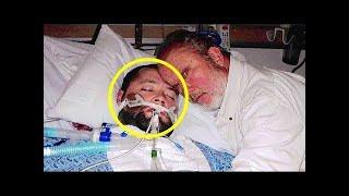 Los médicos dijeron que su hijo estaba muerto y que había que dejarlo ir. El padre no los creyó y...