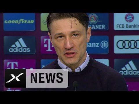 Das sagt Niko Kovac zu Mats Hummels Wahnsinns-Rettung | FC Bayern München - Eintracht Frankfurt 3:0