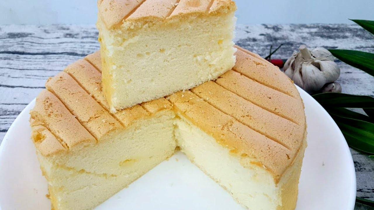 Cách Làm Bánh Bông Lan Mềm Xốp Thơm Ngon Bất Bại  Góc Bếp Nhỏ