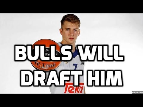 The Chicago Bulls will DRAFT LUKA DONCIC!  Hot Take Tuesday Ep.4