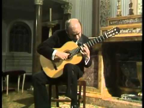 Julian Bream Concert 1978