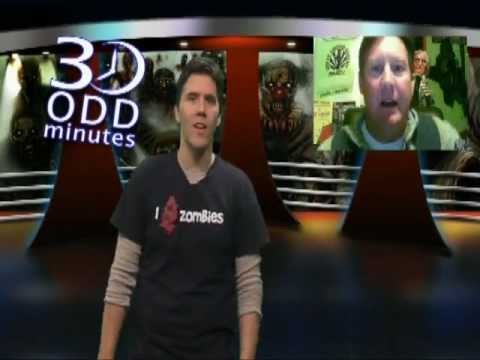 Jeff Belanger 30 odd minutes zombie t-shirt