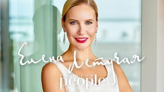 Елена Летучая интервью и backstage со съемки для журнала Fashion People Russia