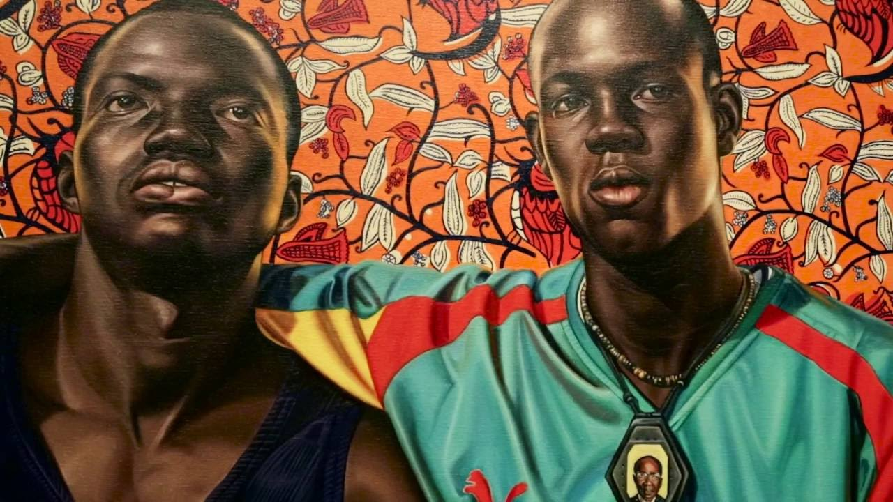 Kehinde Wiley | World Stage Africa